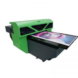 1800 A2 Größe neues Design Textil Flachbett Glasdrucker Druckmaschine WER-D4880UV