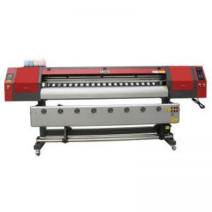 1800mm 5113 Doppelkopf digitale Textildruckmaschine Tintenstrahldrucker für Banner WER-EW1902
