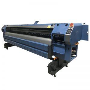 3.2m Konica 512i Druckkopf Digital Vinyl Flex Banner Lösungsmittel Drucker / Plotter / Druckmaschine WER-K3204I