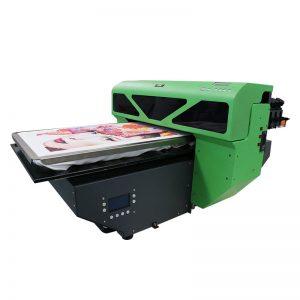 A2 Größe Digital DTG T-Shirt Drucker Flachbettdrucker 8 Farbe DX5 Druckkopf WER-D4880T