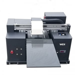A4 Digital DTG Drucker T-Shirt Drucken Drucker Maschine für den Verkauf WER-E1080T