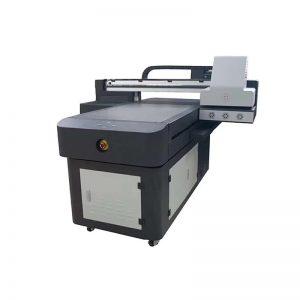 CER genehmigte preiswerten Preis der Fabrik digitalen T-Shirt Drucker, UVdigitaldruckmaschine für T-Shirt, das WER-ED6090UV druckt