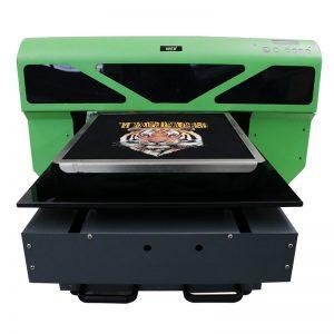 China Hersteller kleine T-Shirt Druckmaschine direkt an Kleidungsstück Drucker dtg a2 a3 WER-D4880T