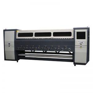 gute Qualität K3404I / K3408I Lösungsmittel-Drucker 3.4m Hochleistungs-Tintenstrahldrucker
