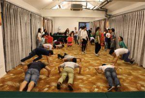 Indoor Expansionsaktivitäten, 2015