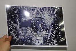 Lampenteil gedruckt durch 3.2 m (10 Fuß) Eco-Solvent-Drucker WER-ES3202 2