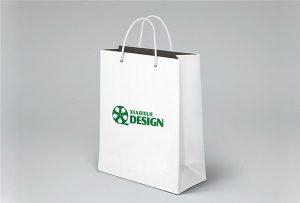 Paper-Bag-Druck-Probe-gedruckt-von-A1-Größe-UV-Drucker-WER-EP6090UV