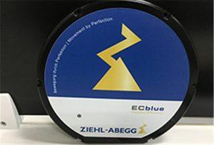 Kunststoffbox Druckprobe von A2 uv WER-D4880UV
