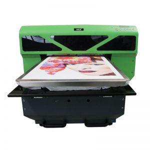 A2-Größe DTG direkt an Kleidungsstück Drucker T-Shirt Druckmaschine WER-D4880T