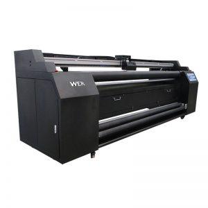 WER-E1802T 1,8 m direkt zum Textildrucker mit 2 * DX5 Sublimationsdrucker