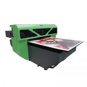 automatischer Tintenstrahldrucker, kundenspezifische T-Shirt Druckmaschine WER-D4880UV