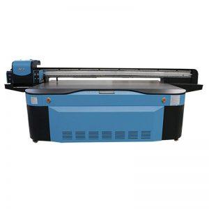 Farbiger CMYK LCLM weißer Lack UVflachbettdrucker 3D WER-G2513UV