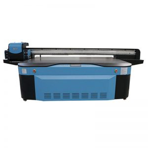 Digital Flex Banner Druckmaschine Preis / UV-Flachbettdrucker WER-G2513UV