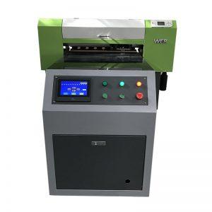 direkt zum Kleidungsstück digitale Textilgewebe Stoffdruckmaschine T-Shirt UV-Drucker WER-ED6090T