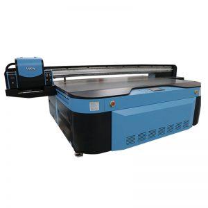 gute Qualität UV Flachbettdruckerfür Wand / Keramikfliesen / Fotos / Acryl / Holzdruck WER-G2513UV