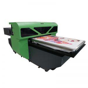 hochwertiger Tintenstrahldrucker a2 UV-Flachbettdrucker UV-T-Shirt-Drucker WER-D4880T