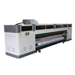 hochauflösende digitale Hochgeschwindigkeitstintenstrahldruckermaschine mit ricoh gen5 Druckkopf UVplotter WER-G-3200UV