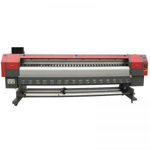 High Speed 3.2m Solvent Drucker, digitale flex Banner Druckmaschine Preis WER-ES3202