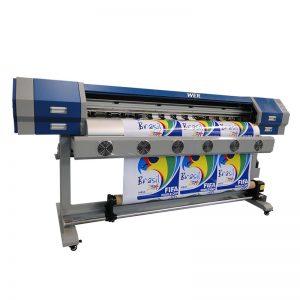 heißes Modell Vinyl personalisierte benutzerdefinierte multicolor digitale T-Shirt Druckmaschine WER-EW160