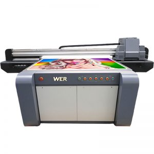UV-Druckmaschine uv-Maschine für Telefonkästen WER-EF1310UV
